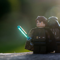Anakin and Darth/ How do the old and new testament relate