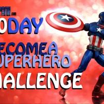 Become a Superhero Challenge 30 Days