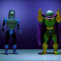 Defeat Mysterio