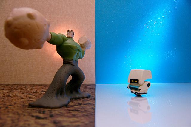 Defeat Sandman